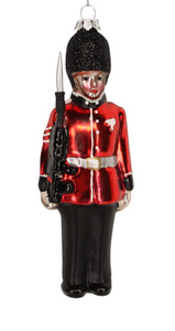 The Queens Guard Soldier by Gisela Graham