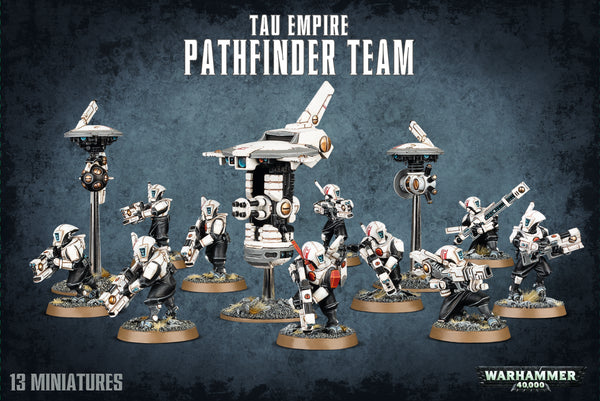 Tau Empire Pathfinder Team - Warhammer 40,000