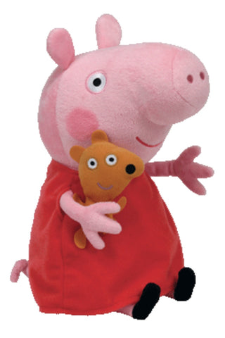 Peppa Pig Buddy Plush Toy - Ty