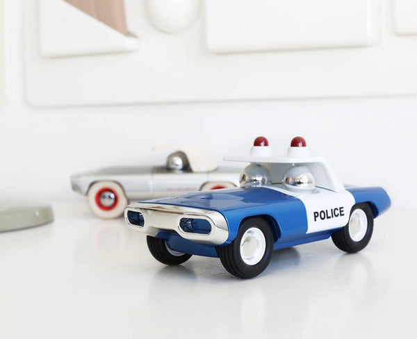 Voiture de Police - Car by Playforever