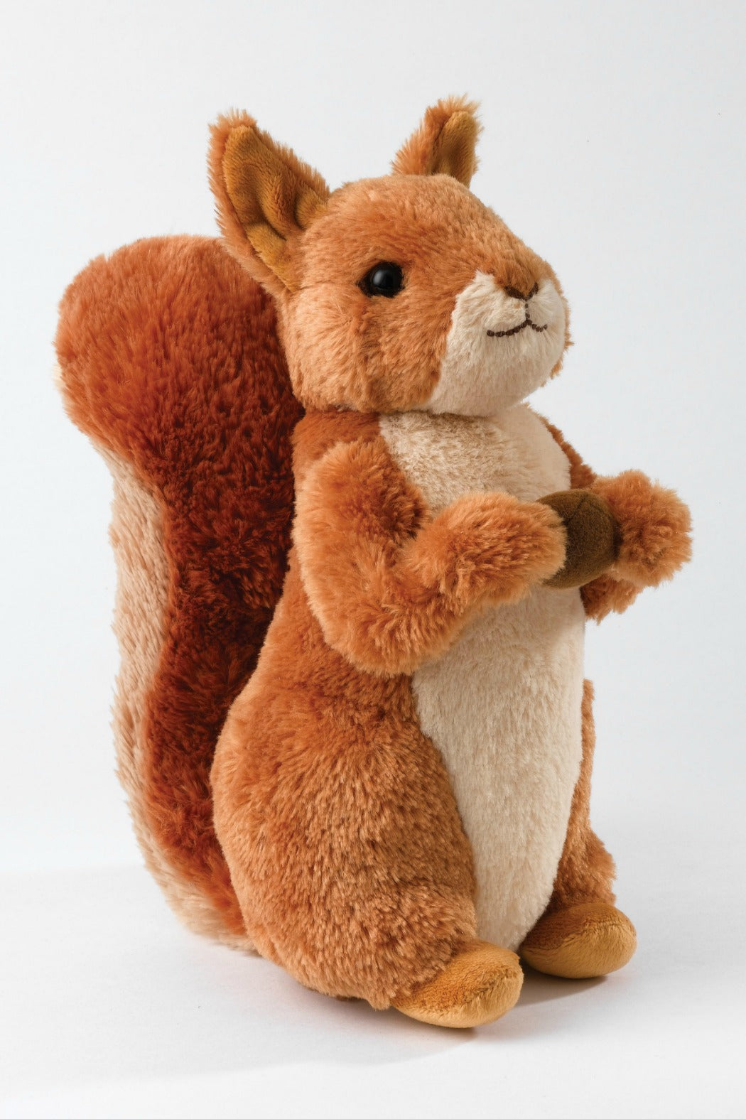 Squirrel Nutkin Soft Toy - Peter Rabbit - Gund