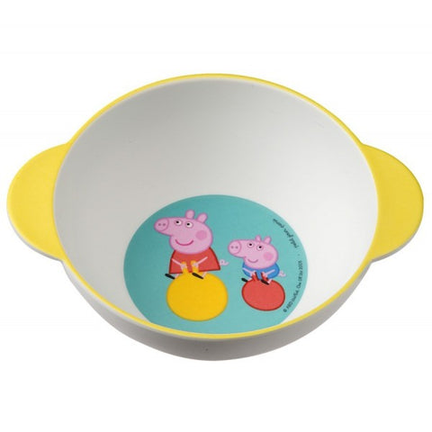 Peppa Pig Deep Bowl with Handles