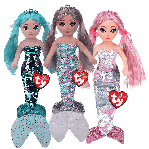 Sea Sequins Mermaids - Various Colours - Ty