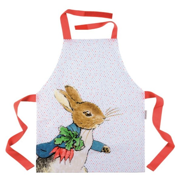 Coated Cotton Peter Rabbit Aprons