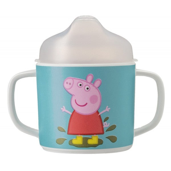 Peppa Pig Double Handle Sip Cup