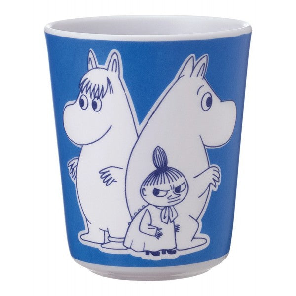 Moomins Plate, Bowl, Tumbler and Bowl with Handle