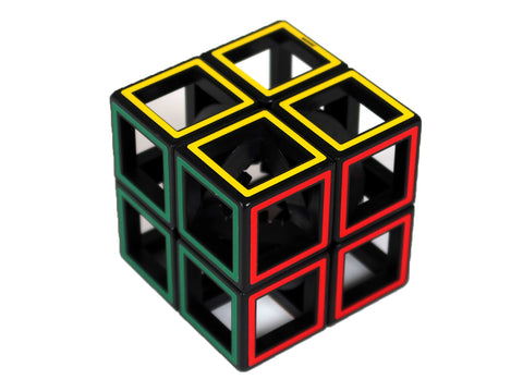 Hollow Two by Two - Meffert - Twister Puzzle Cubes