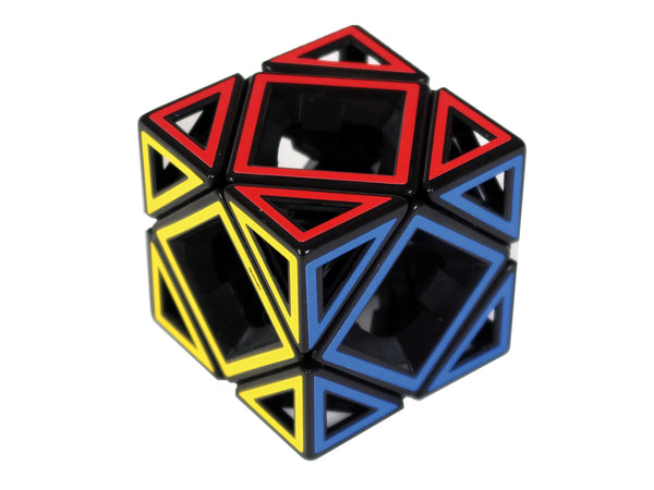 Hollow Skewb Cube - Meffert - Twister Puzzle