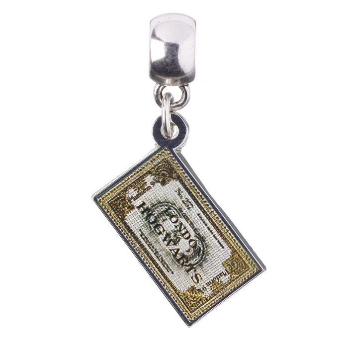 Hogwarts Express Ticket Charm - Harry Potter