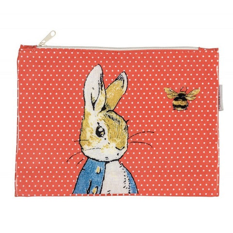 Peter Rabbit Large Pouch - Beatrix Potter