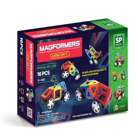 WoW Set 16 - Magformers
