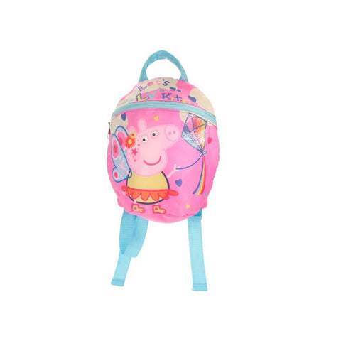 Peppa Pig - Backpack with Reins - Rucksack