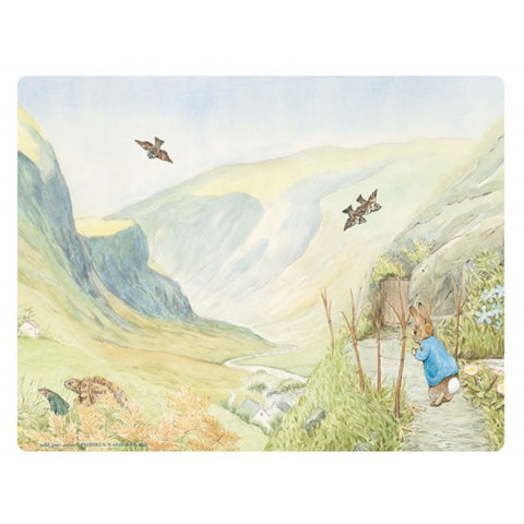 Peter Rabbit Table Place Mat