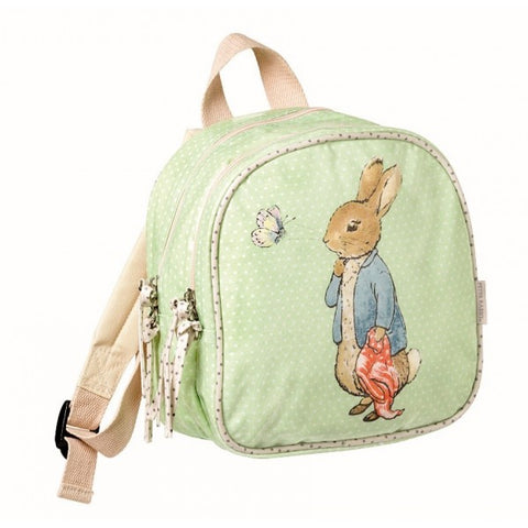 Peter Rabbit Coated Insulated Back Pack - Beatrix Potter
