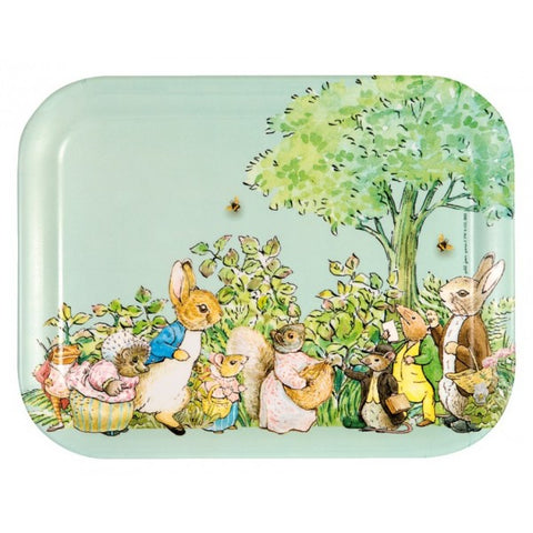 Peter Rabbit Melamine Serving Tray