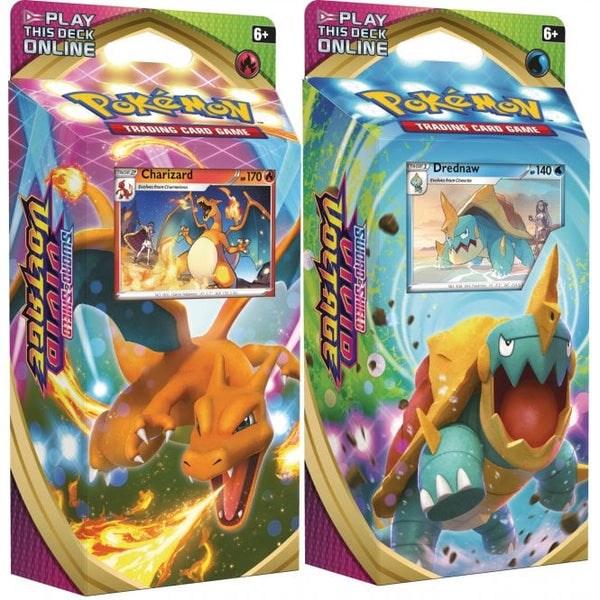 Pokemon TCG Vivid Voltage Theme Decks
