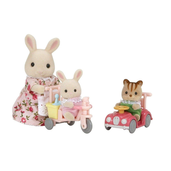 Babies Ride and Play - Sylvanian Families