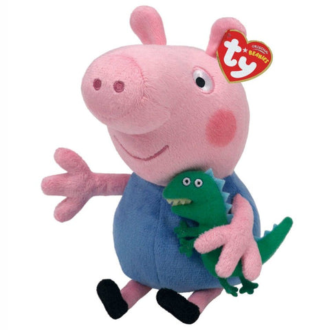 George - Peppa Pig's Brother - Ty