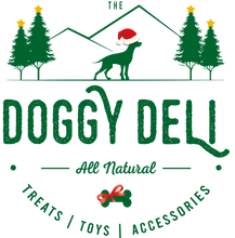Load image into Gallery viewer, Happy Howliday's Treat Bag - The Doggy Deli