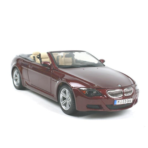 bmw m6 g power miniature 1 18