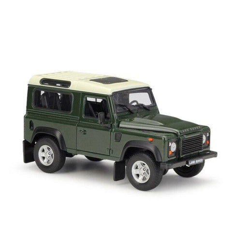 Miniature 4x4 Land Rover Defender Kaki