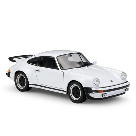 Porsche 911 Miniature Turbo 3.0 Blanc
