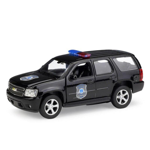 Voiture Miniature Chevrolet Tahoe Police
