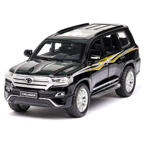 Voiture Miniature Toyota Land Cruiser