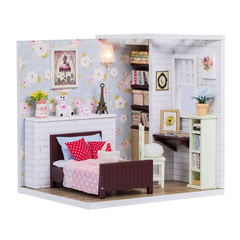 Maison Miniature Chambre Paris | Miniature Land