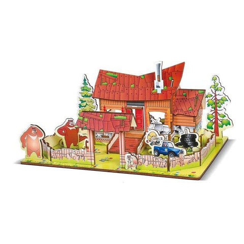 Maison Miniature DIY Manoir | Miniature Land