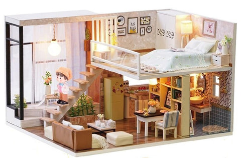 maison miniature hotelroom