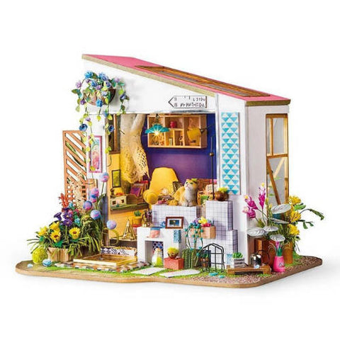 Maison Miniature Kit Coloré | Miniature Land
