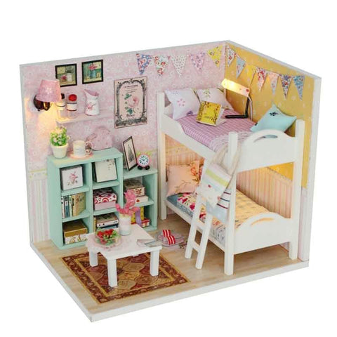 Maison Miniature Kit Sister | Miniature Land