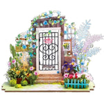 maison miniature porte enchantée