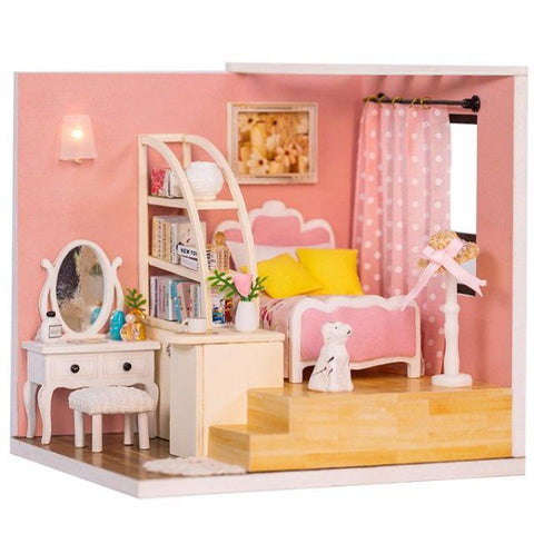 maison miniature princess's life