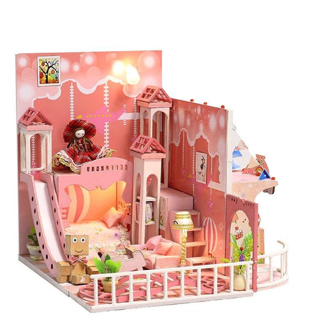 Maison Miniature Princesse Rose | Miniature Land
