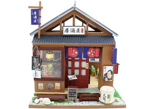 Maison Miniature Restaurant Japonais | Miniature Land