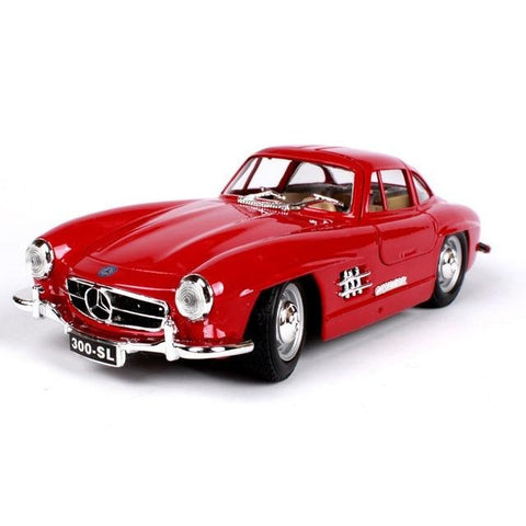 Mercedes Miniature 300SL Plaque