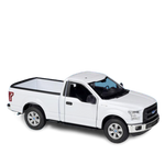Voiture Miniature Ford F150 Regular Cab blanc