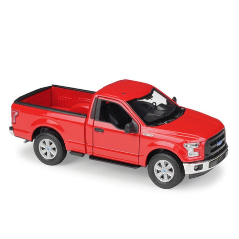 Voiture Miniature Ford F150 Regular Cab rouge