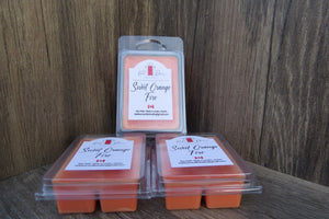 Wax Melts-Sweet Orange Fire-3 Pack