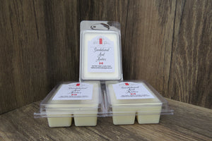 Sandalwood & Amber-Wax Melts-3 Pack