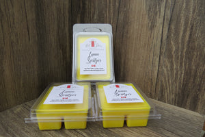 Lemon Spritzer-Wax Melts-3 Pack