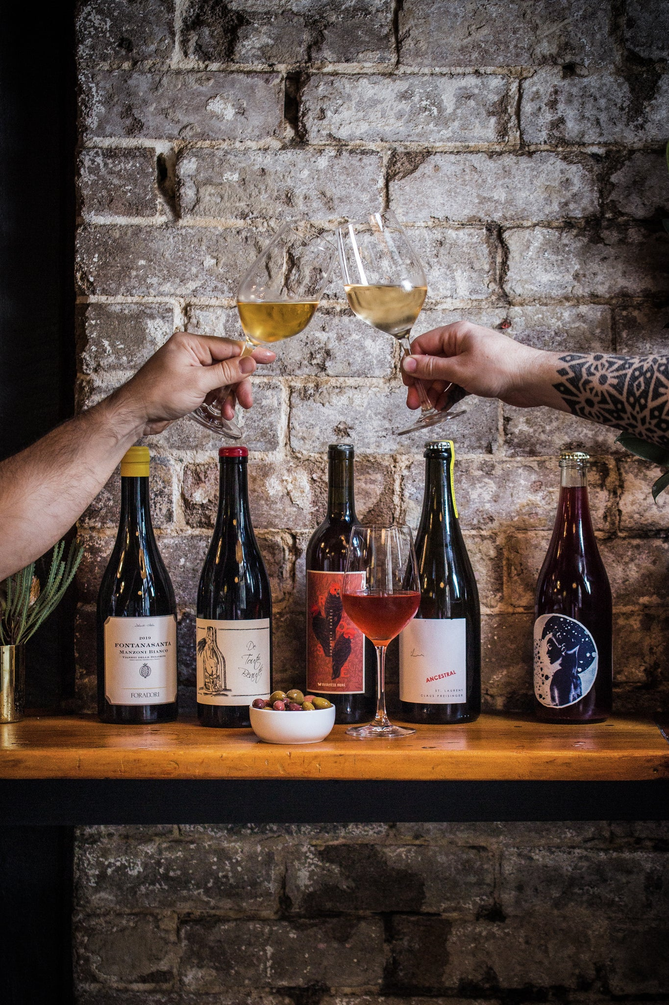 What is natural wine - natural and minimal intervention wine deep dive