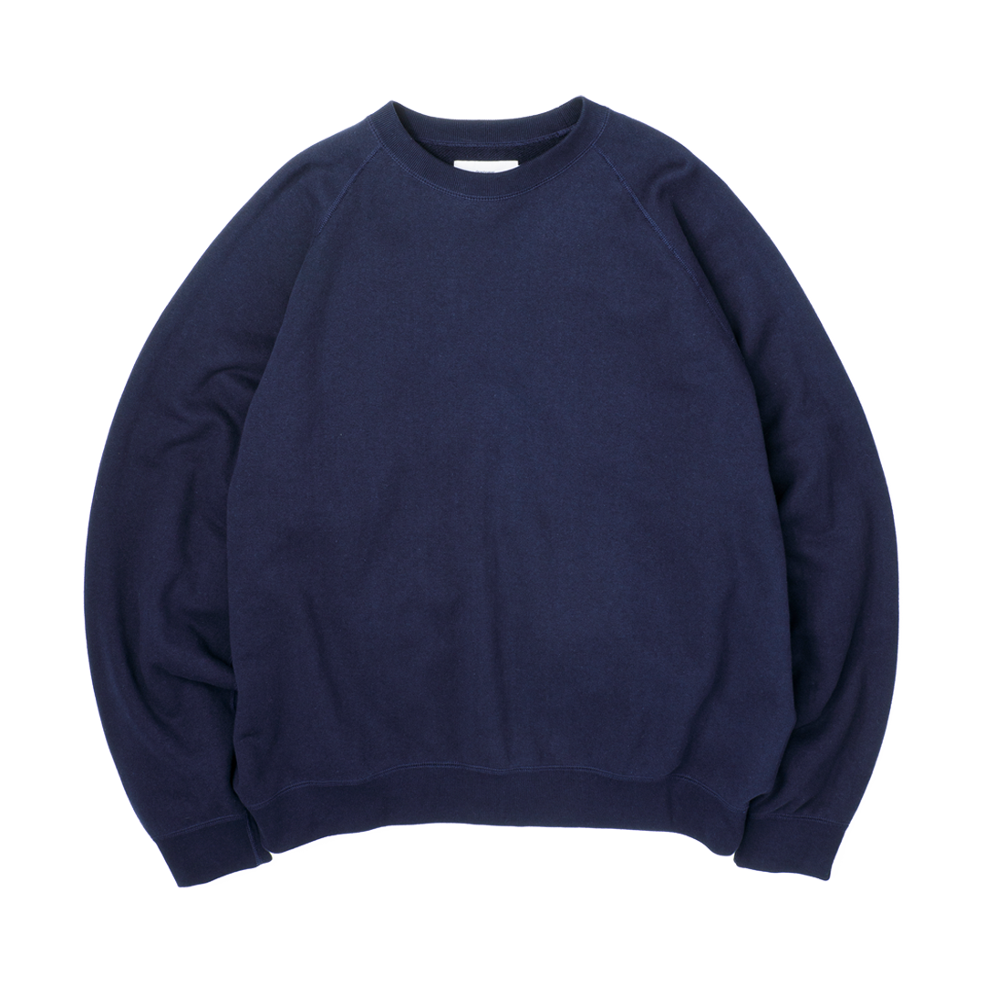 """LOOPWHEELER"" for Graphpaper Raglan Sweat"