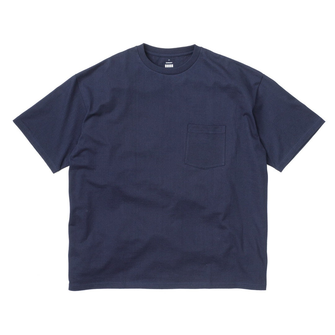 S/S Oversized Pocket Tee