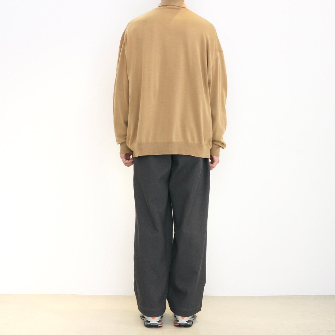 Suvin Oversized L/S Polo