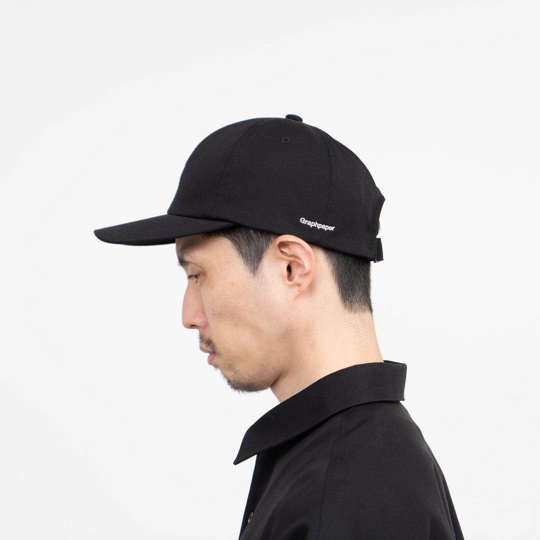 "KIJIMA TAKAYUKI × POET MEETS DUBWISE for Graphpaper ""Selvage Wool 6 Panel Cap"""