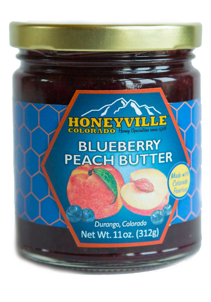 Blueberry Peach Butter