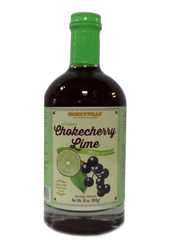 Chokecherry Lime Drink Mix